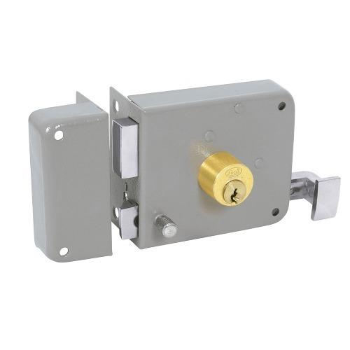 Cerradura De Sobreponer Llave Estándar Derecha Lock