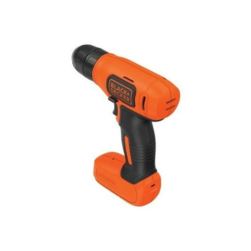 "Taladro Inalámbrico 8v 3/8"" Litio LD008 Black Decker"