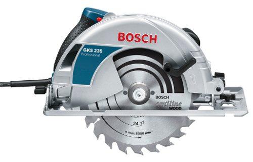 Sierra Circular Portátil Gks 235 Bosch