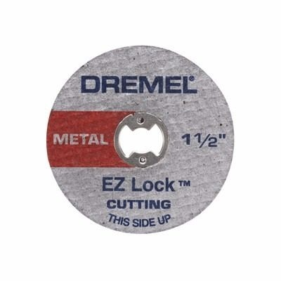 Dremel Accesorio Disco Ez-456 Cortar Metal 1-1/2 In