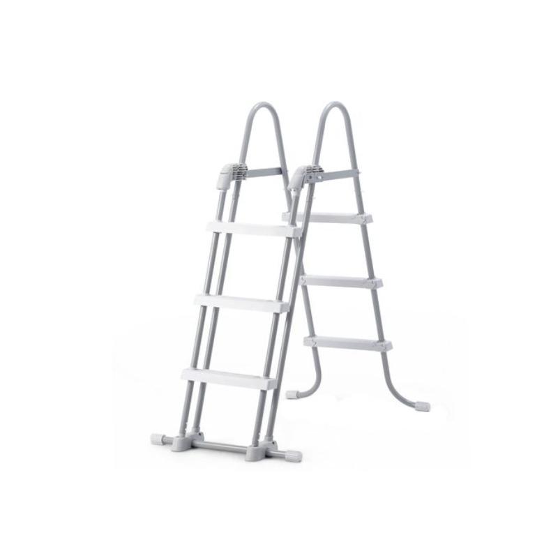 Escalera De 42in Antidesliante Para Alberca Piscina Intex