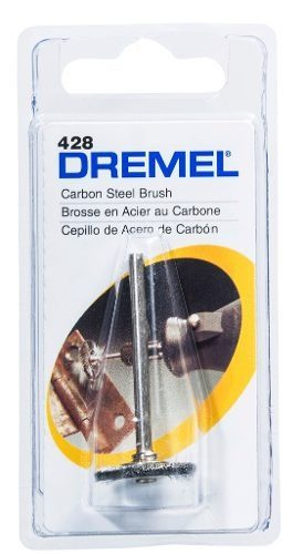 Dremel Accesorio Escobilla Acero Carbono 428 Circular 3/4 In