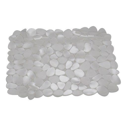 Tapete Para Tarja Diseño De Piedras Transparente Co-429210 N