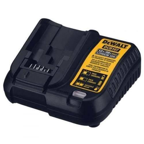 Cargador Baterias 12v Y 20v 1.25 Amp/h Li-ion Dcb107 Dewalt