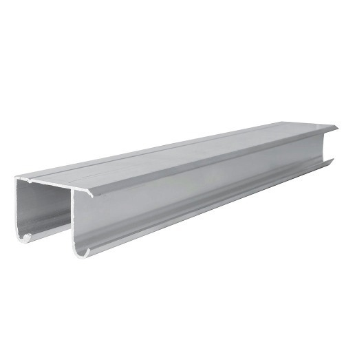 Riel Aluminio Para Clóset Jj 3m Lock