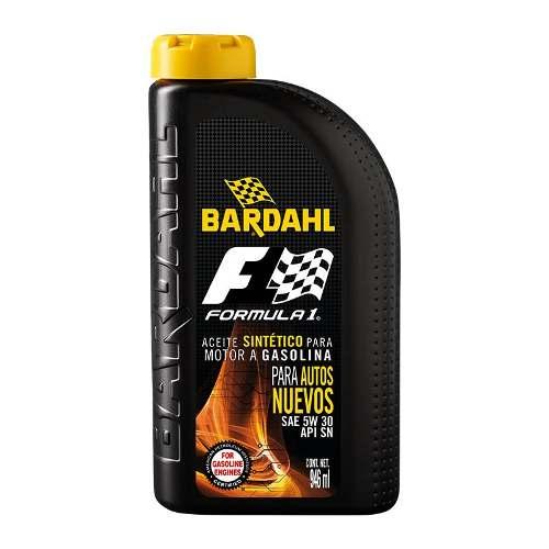 Aceite Para Motor 100% Sintetico Autos Gasolina 5w30 Sn