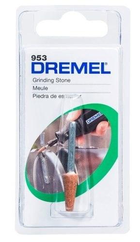 Dremel Acc Punta 953 Cónica Oxido De Aluminio 1/4 In 2 Un