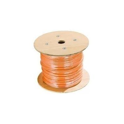 Cable Acero Recubrimiento Pvc 7x7 1/16-3/32 Y 300 M Naranja
