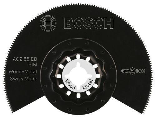 Sierra Disco 85 Mm Para Madera Y Metal Bosch