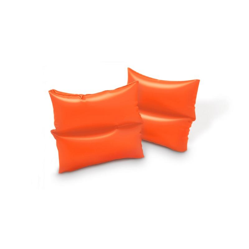Flotadores Inflable De Brazo Sencillo Naranja Intex