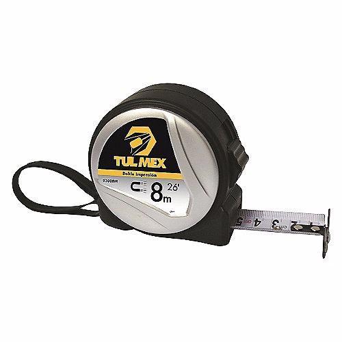 Flexometro Magnetico 8m  93008m Tulmex