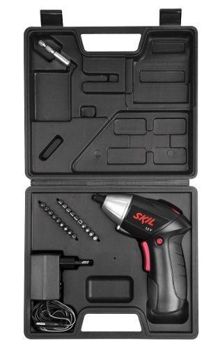 Atornillador 3.6 V Reversible Con 20 Accesorios 2000 Skil
