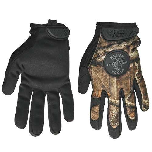 Guantes Camouflage Journeyman, Xg 40210 Klein Tools