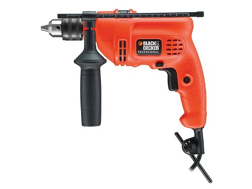 Rotomartillo 1/2  600w Vel Var Rev Tm600-b3 Black & Decker