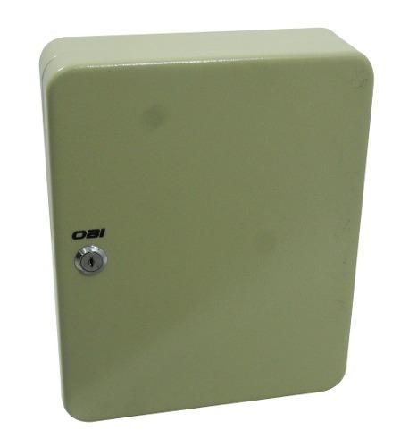 Caja Para 200 Llaves C/llavero De Colores  46 Cm  Obi