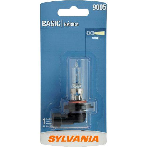 Foco Frontal Sylvania 9005 Basic Halogeno Paquete De 1 Pza