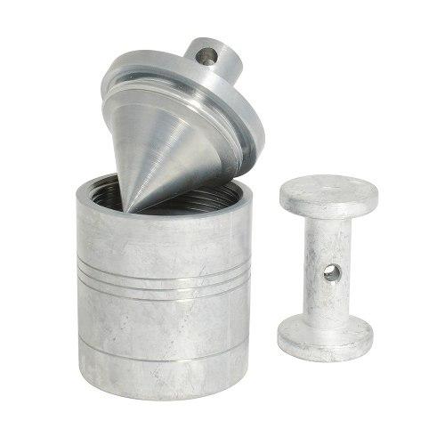 Plomada Zamac T/barril 122g 142616 Foy
