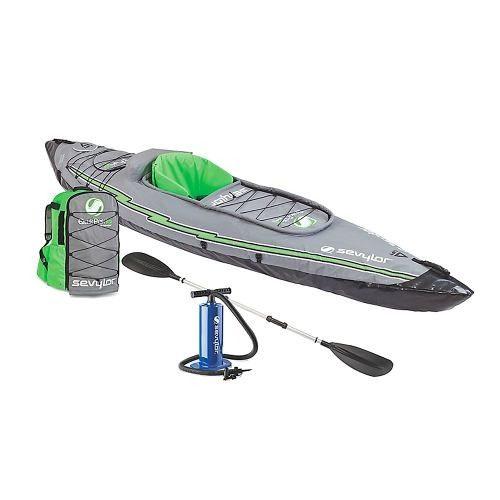Kayak Inflable Quikpak K5 Con Remo 2000006972 Sevylor
