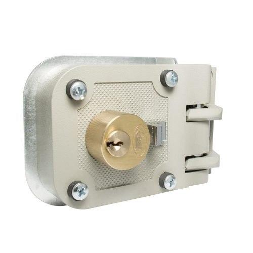 Cerradura De Sobreponer Derecha Para Puerta Corrediza Lock