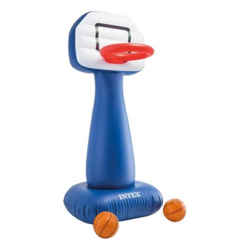 Juego De Baloncesto Inflable Con Dos Pelotas 57502np Intex