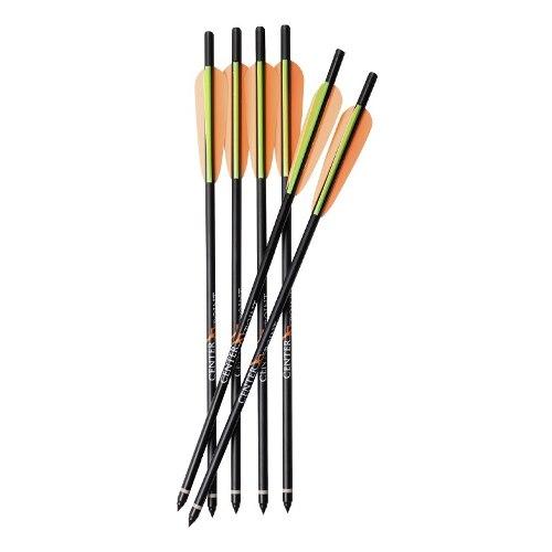 Pack 6 Flechas Aluminio 16  Para Ballesta Tyro Mendoza