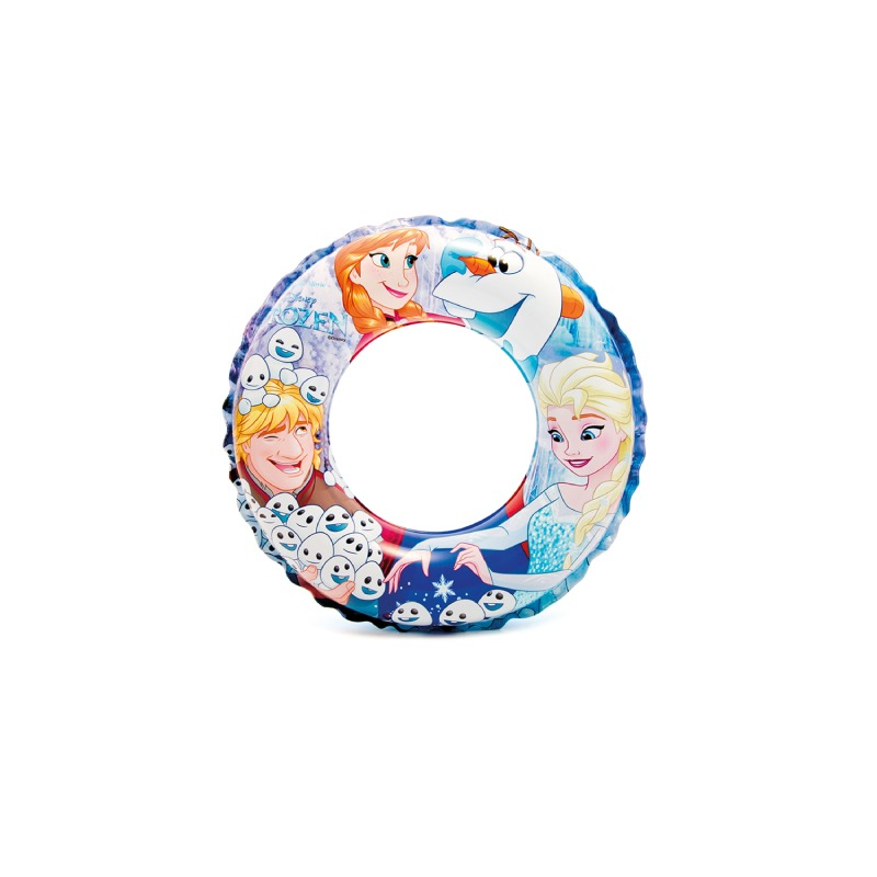 Salvavidas Inflable Frozen 51 Cm Intex