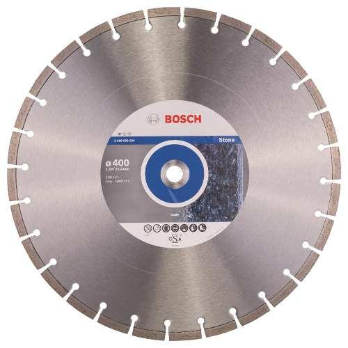 Disco Diam. Professional Piedra Segmentado 16  Bosch