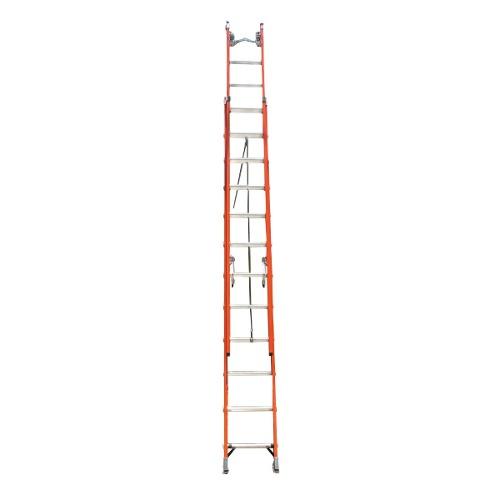 Escalera Extensión 24 Fibra Vidrio Tipo Ia Acc. Werner