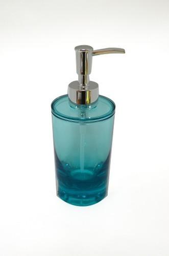 Dispensador De Jabon Acrilico Azul Ba-430698 Namaro Design