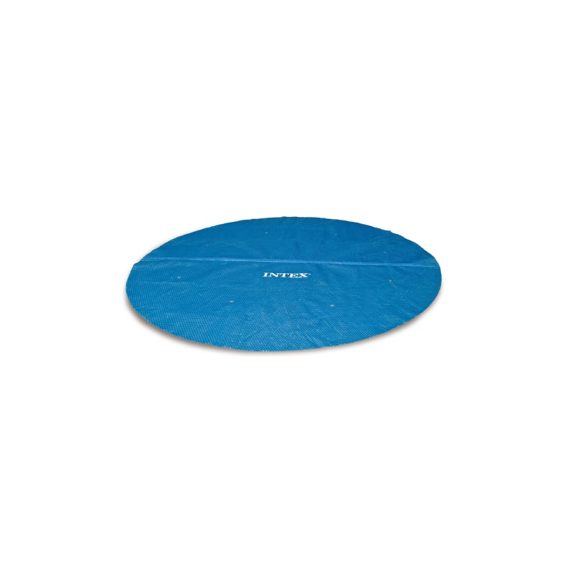 Cubierta Solar Para Alberca Circular Polietileno 305cm Intex