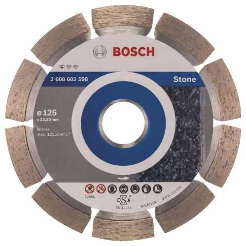 Disco Diam. Professional Piedra Segmentado 5  Bosch