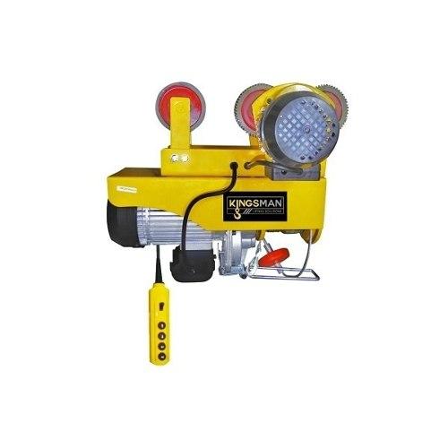 Polipasto Electrico 220v Y Trole 600 A 990 Kg 20m De Cable