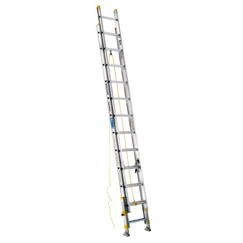 Escalera Extensión Equalizer Alum Tipoi 7.32m 113kg Werner