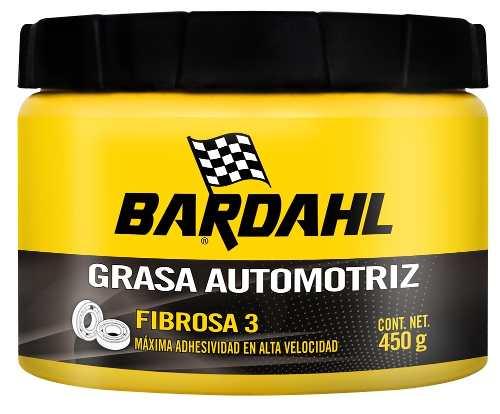 Grasa Lubricante Fibrosa Para Baleros Y Uso Automotriz 450gr