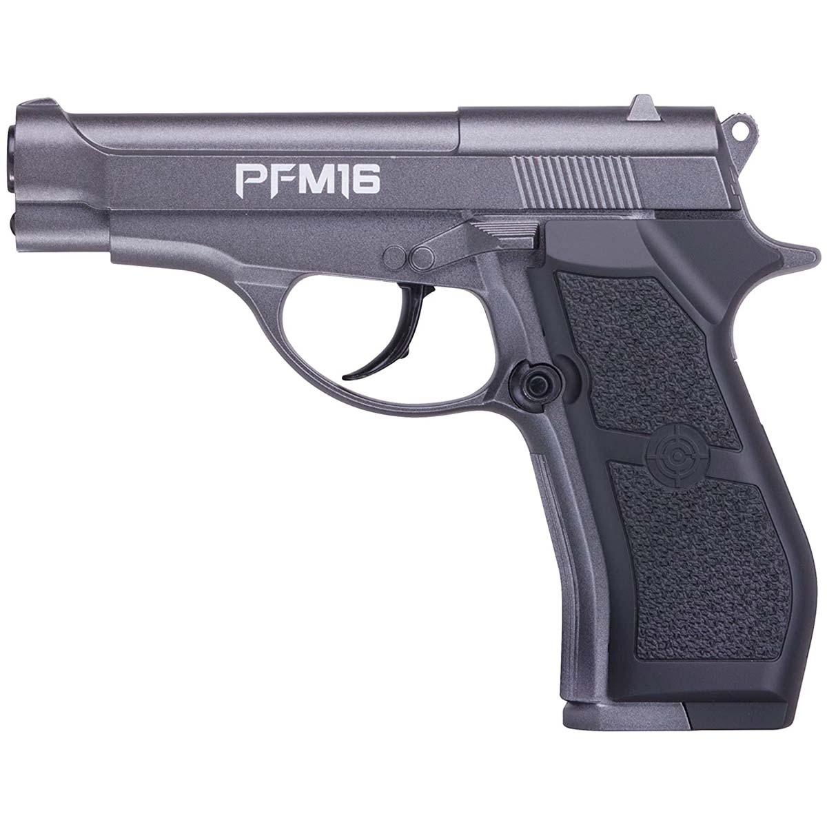 Pistola Metal CO2 400 Pps Bbs Cal 4.5 Tiro Deportivo Crosman