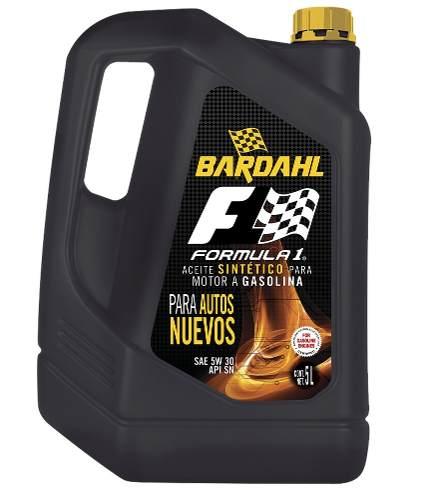 Aceite Sintetico Para Motor 5w-30 Sn Para Autos Nuevos 5 L