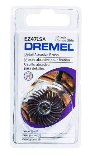 Dremel Accesorio Disco Nylon Ez-471 Grana 36 3/8 In