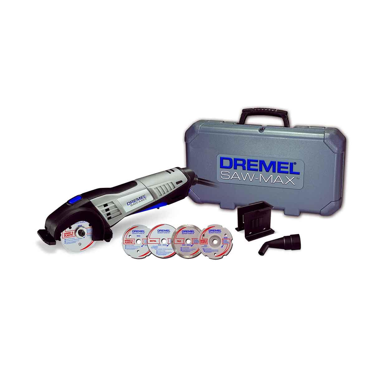 Dremel Multi Sierra Saw Max 2 Aditamentos 4 Accesorios Ms20