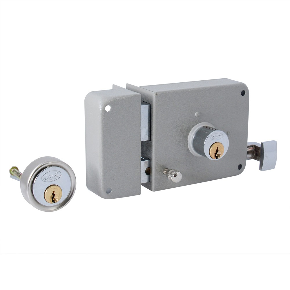 Cerradura Sobreponer Clásica Dcha Estándar Caja A Color Lock