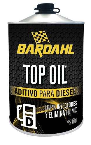 Aditivo Para Diesel Limpia Sistema Inyeccion 950 Ml Bardahl