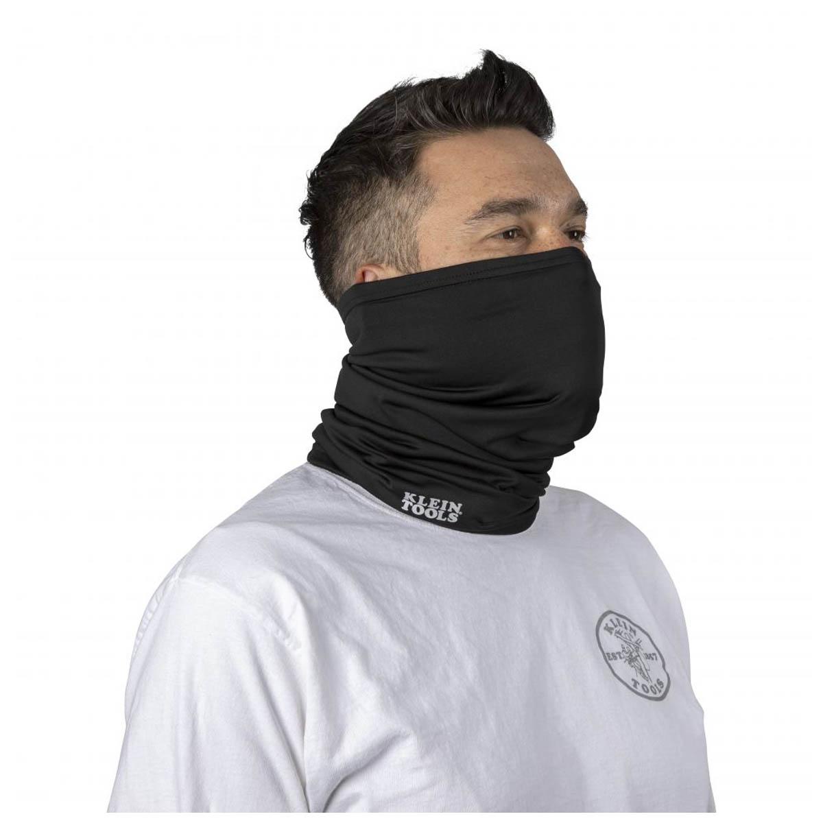 Banda Negra Calentar Cuello Cara Frio Invierno Klein Tools