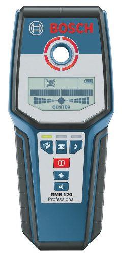 Detector De Metales Gms 120 Bosch