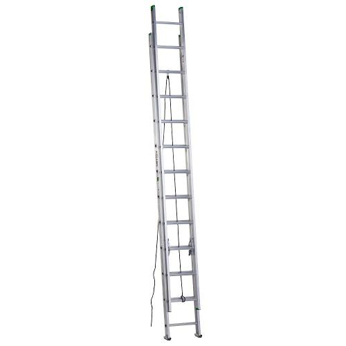 Escalera Aluminio Extensión 8.53 M Alto Tipo Ii 102kg Keller