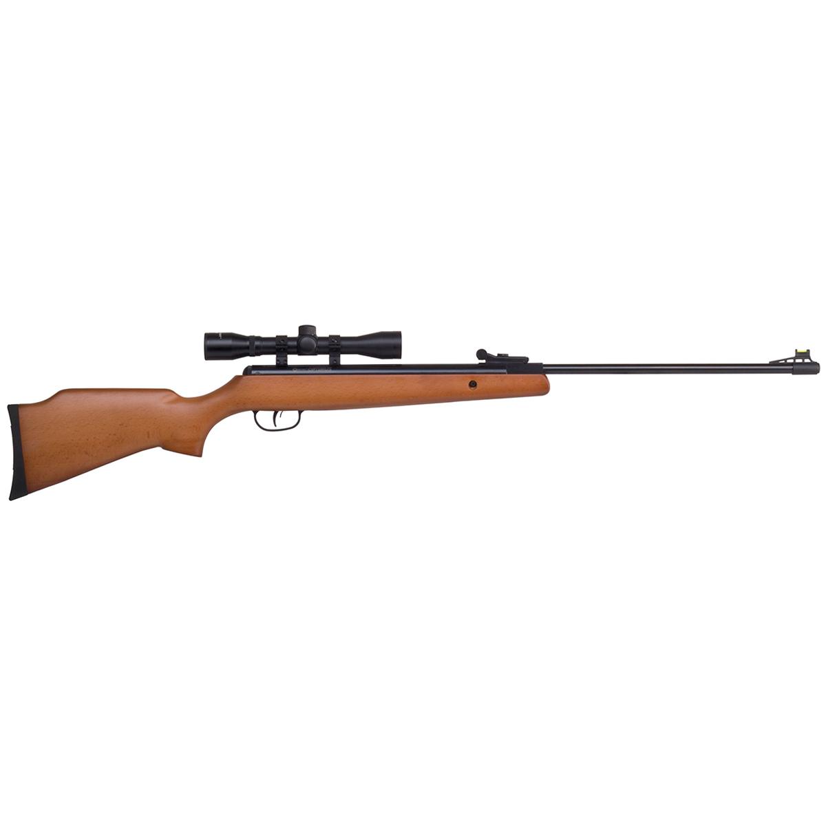 Rifle Resorte Optimus Cal5.5 Mira Telescópica 4x32mm Crosman