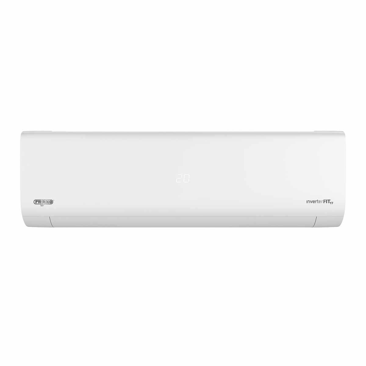 Aire Acondicionado Frio Calor Minisplit Inverter Casa Frikko