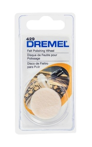 Dremel Accesorio Disco Fieltro 429 1 In