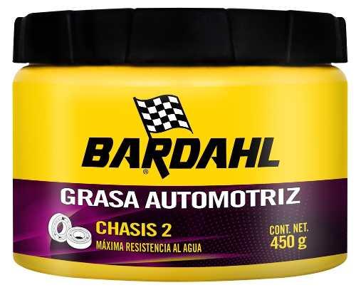 Grasa Lubricante Para Chasis Uso Automotriz 450 Gr Bardahl