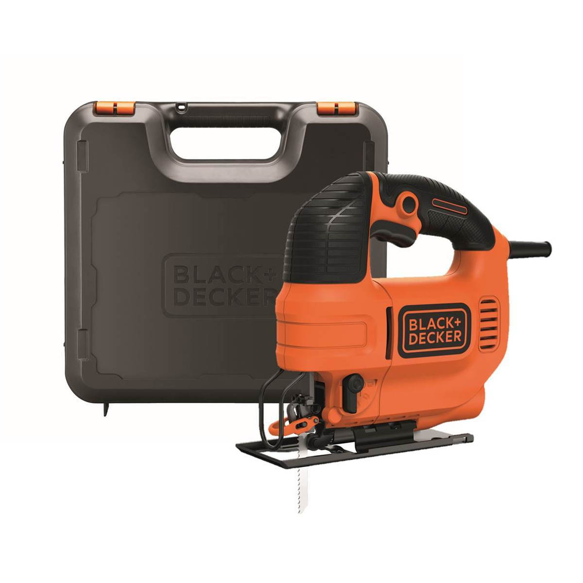 Sierra Caladora Vel Variable 550w Ks701pek Black & Decker