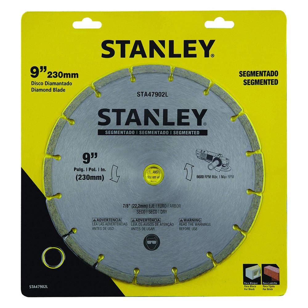 Disco Diamantado Segmentado 9  Sta47902l Stanley