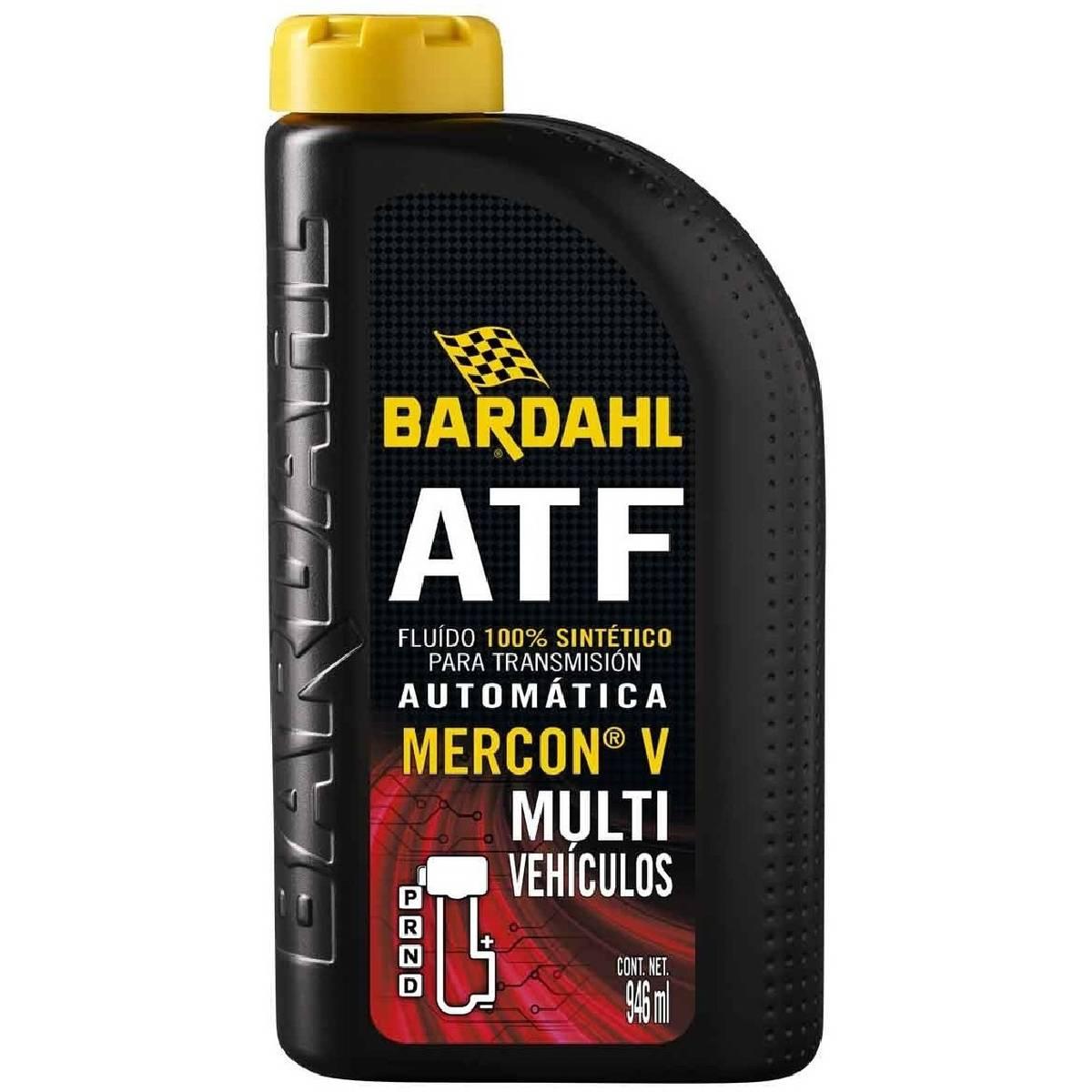 Fluido Sintético Transmisión Automática Mercon V Bardahl